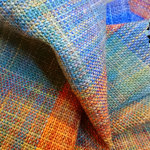 Multi-coloured scarves / Wielokolorowe szaliki by Tender December, Alina Tyro-Niezgoda
