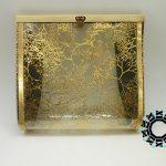 Golden dendron bag / Torebka Złoty dendron by Tender December, Alina Tyro-Niezgoda