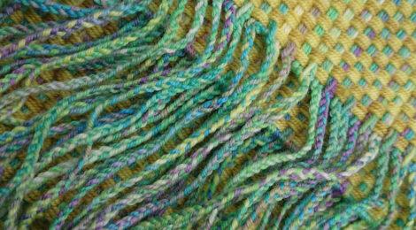 Multi-coloured scarf / Wielokolorowy szalik