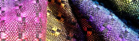 Rainbow scarf / Tęczowy szalik