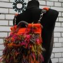 Felt and Floki bag / Filcowa torebka Floki by Tender December, Alina Tyro-Niezgoda,