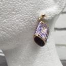 Openwork earrings / Ażurowe kolczyki by Tender December