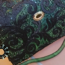 Lace evening bag / Koronkowa torebka wieczorowa by Tender December, Alina Tyro-Niezgoda,