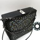 Square mosaic purse / Kwadratowa torebka z mozaiki by Tender December, Alina Tyro-Niezgoda,
