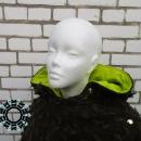 green cape / Zielona peleryna by Tender December, Alina Tyro-Niezgoda,