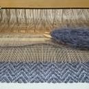 """""""Asymmetrical colours"""" shawl / Szal """"Niesymetryczne kolory"""" by Tender December, Alina Tyro-Niezgoda"""