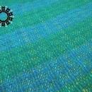 Green stripes scarf / Szalik w zielone pasy by Tender December, Alina Tyro-Niezgoda,